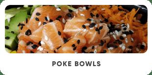Poke Bowls Japan Burger