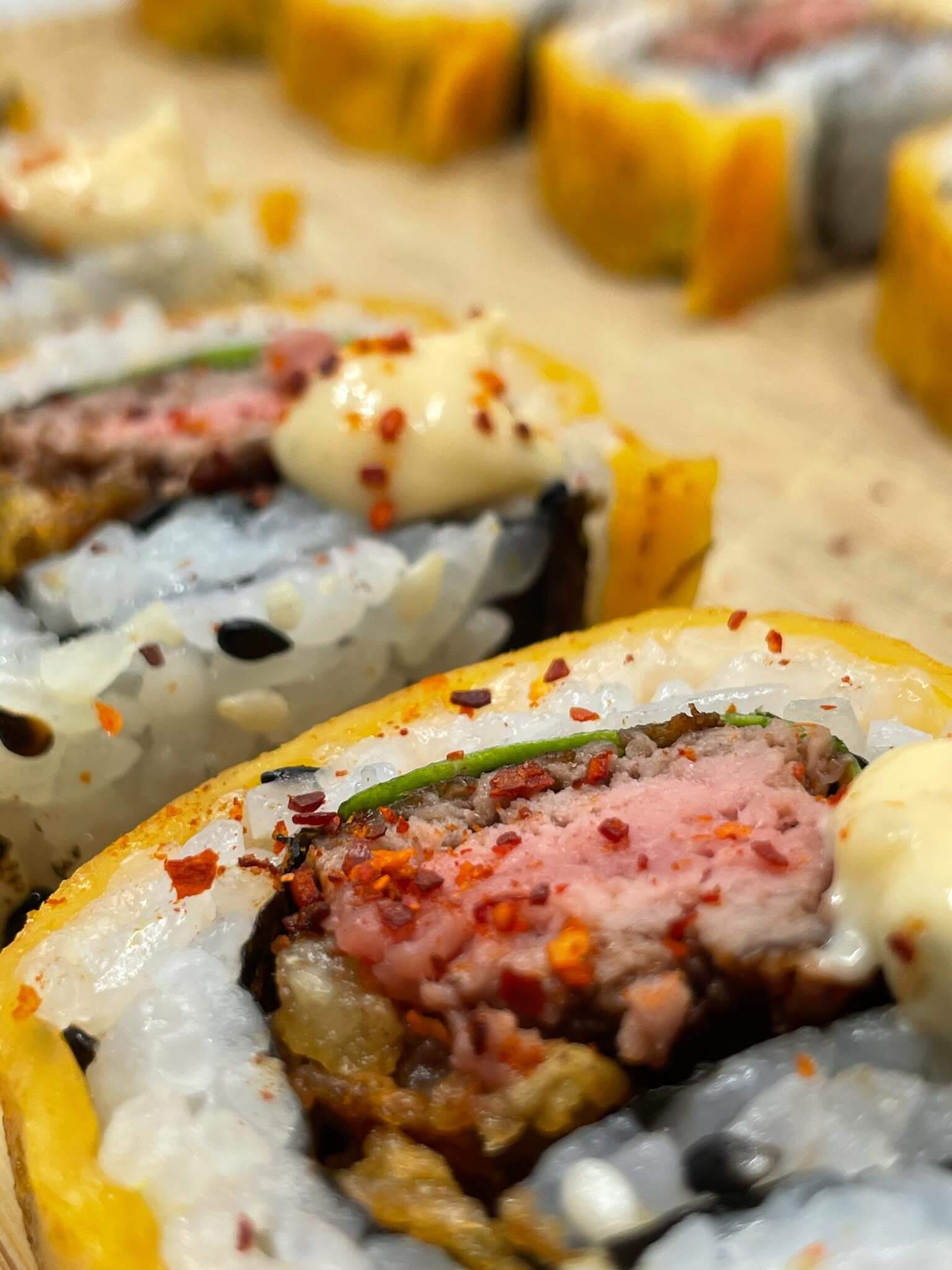 Japan Burger - Bugers & Sushis